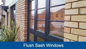 Flush Sash